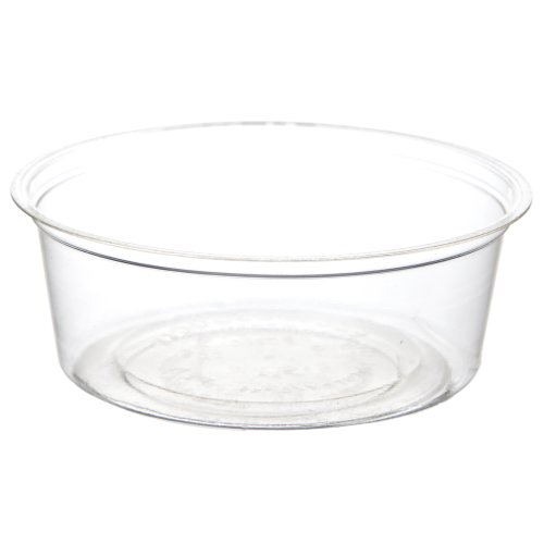 Eco-Products EP-PC200 2 oz Plastic Portion Cup (Case of 2,000)