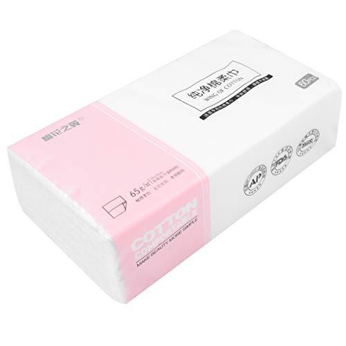 FRCOLOR Wegwerp Gezichtshanddoek Gezicht Katoenen Tissues Droge Doekjes Niet-Geweven Handdoeken Make-Up Tissues…