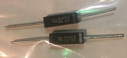 2 diodos de microondas HVM12 HVM-12: Amazon.es: Electrónica