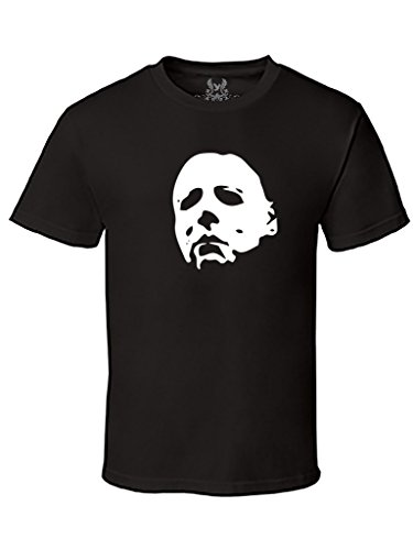 Gs-eagle Men's Michael Myers Halloween Graphic T-Shirt Xlarge Black for $<!--$14.99-->