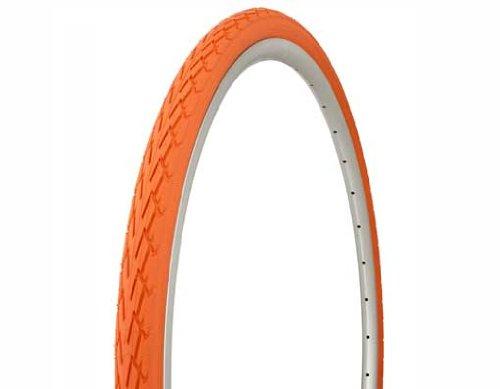 Tire Duro 700 x 35c Orange/Orange Side Wall DB-7044. Bicycle tire, bike tire, track bike tire, fixie bike tire, fixed gear tire by Lowrider