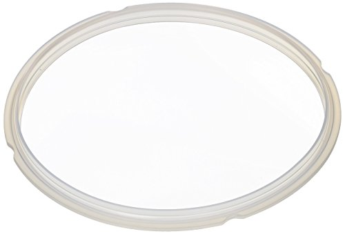 Genuine Instant Pot Sealing Ring Clear, 8 Quart ()