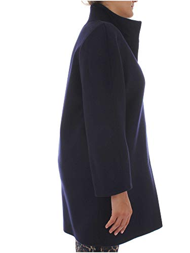 Blu Rinaldi 20830880blue Poliestere Donna Outerwear Giacca Marina STZqwYvY