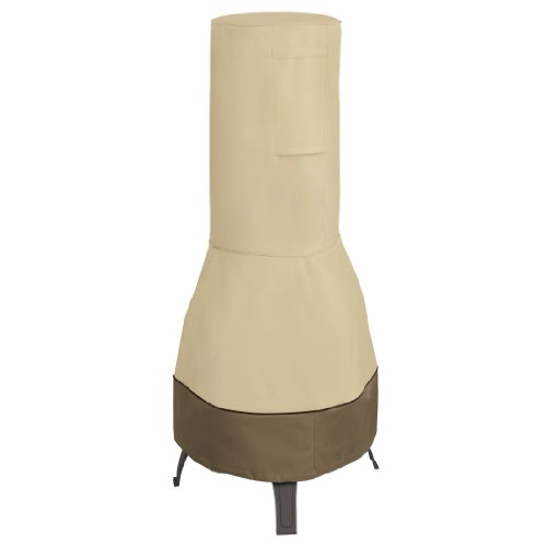 Classic Accessories Veranda Patio Chiminea Cover, - Chimenea Round