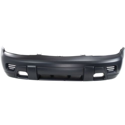 Perfect Fit Group C010315P – Trailblazer Front Bumper Cover, Primed, W/O Fog Lamp Hole