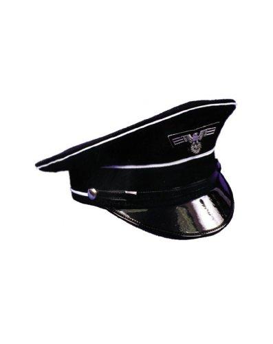 Officer German Hat Costume (German Officer Hat - X Large)