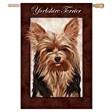 Yorkshire Terrier Flag (Regular Size)