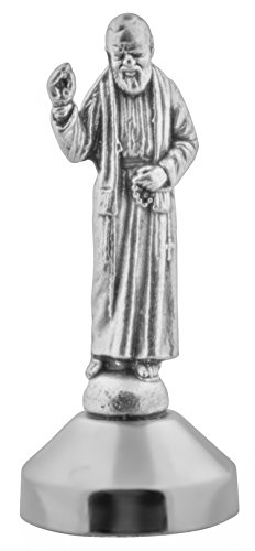 Catholic Devotional Statue for Home or Office (Padre Pio)