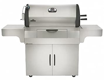 Napoleon Holzkohlegrill Gebraucht : Napoleon pro css charcoal professional grill amazon garten