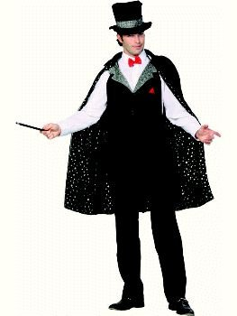 Adult costume magician
