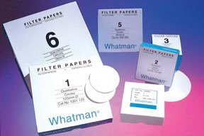 Whatman Qualitative Grade Circles and Sheets - Grade 2, Diameter: 32 cm (100/PK) by Whatman