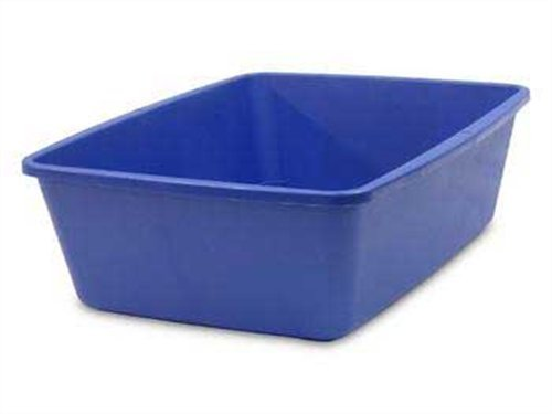 Petmate Jumbo Litter Pan 532362, Colors May Vary