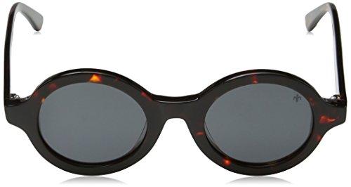 Lenoir Eyewear LE4000.3 Lunette de Soleil Mixte Adulte, Marron