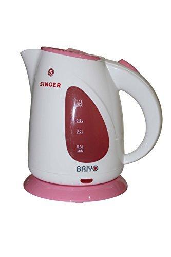 Singer Briyo 1.1L Kettle 1200 watts
