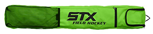 STX Field Hockey Prime Stick Bag, Lizard Green (Best Hockey Equipment Bag)
