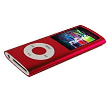 32GB Red Mp3 and Mp4 Player in 1 with fm radio video player and more...