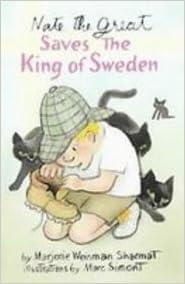 Téléchargement gratuit de livres audio mp3Nate the Great Saves the King of Sweden DJVU by Marjorie Weinman Sharmat 143529503X