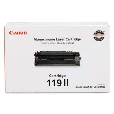 Toner Original CANON CNM3480B001 - 3480B001 CRG-119 II Toner