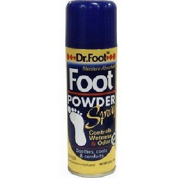 DR.FOOT Foot Powder Spray 4.4oz