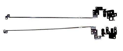 HK-Part LCD Screen Hinges with Bracket Set for Acer Aspire E5-575 E5-575G E5-575T E5-575TG, Left + Right