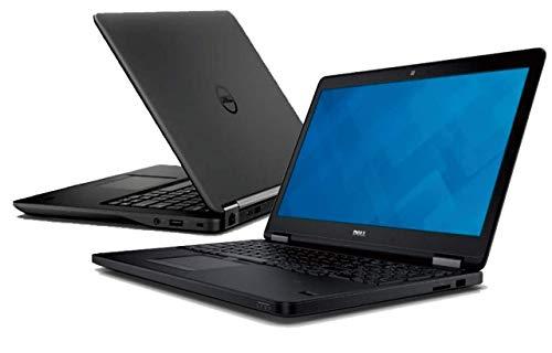 (Renewed) Dell Latitude E7250 12.5 Inch Laptop (Core I5 5th Gen/8GB/256 GB SSD/Windows 10 Pro/MS Office 2019/Integrated graphics), Black