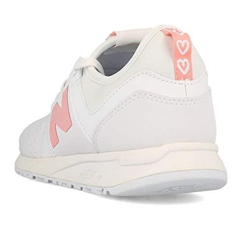 New Donna White Balance Sneaker 247v1 1qvxr01