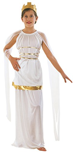 Bristol Novelty Grecian Budget Costume (XL) Age 9 - 11 Years