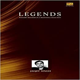 LEGENDS-JAGJIT SINGH - MAESTRO MELODIES IN A MILESTONE COLLECTION: JAGJIT SINGH: 8901112523277: Amazon.com: Books