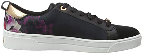 Baker Women's Ted Spl Black Splendour Trainers Blk Jymina Black Pq5d057