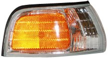 (TYC 18-1900-00 Honda Accord Passenger Side Replacement Parking/Side Marker Lamp Assembly)