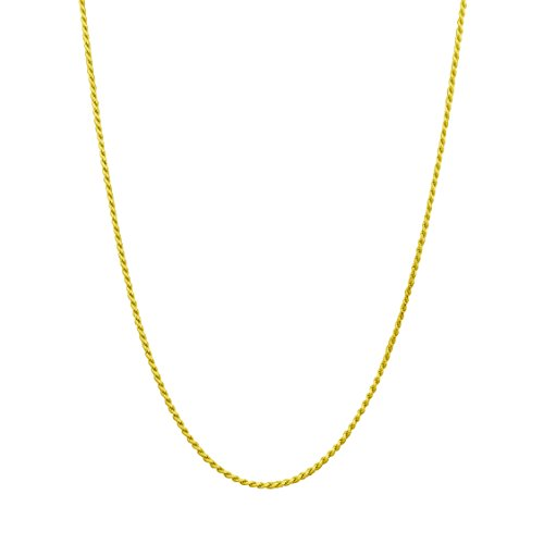 Buy 20 inch necklace chains gold