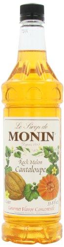Monin Flavored Cantaloupe 33 8 Ounce Plastic product image