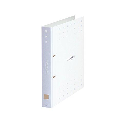 [해외]사자 사무 동 링 파일 エピオ A4S RF-23DEP-LV 라이트 바이올렛 / Lion Office Ring file Epio A4S RF-23DEP-LV light Violet