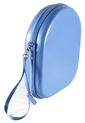 CaseSack Headphone Case Compatible with Parrot Zik 1.0, 2.0, 3; BeoPlay H2, H4, H6, H8, H9, Form 2i; Bose QC35, QC25, QC3, QC2, QC15; Sony MDRXB950, MDRXB650, MDRZX770; Sennheiser HD800, MM550-X