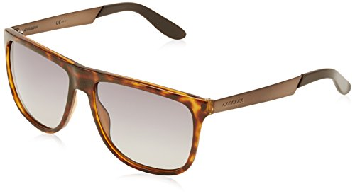 Carrera Men's 5013/S/8CQ Sunglasses, Havana, 58-16-140