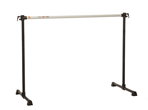 Vita Vibe Ballet Barre - PBS96 8ft Professional Series Portable Single Bar - Freestanding Stretch/Dance Bar - Vita Vibe - USA Made by Vita Vibe