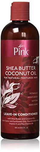 Luster's Shea Butter Coconut Oil Leave In Conditioner