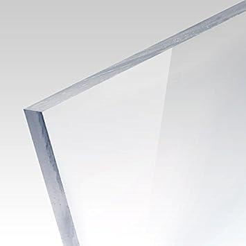 Plexiglas Kratzfest Uv100 Optical 0a570 Hc Farblos Als Tischauflage