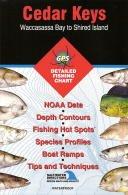 (Cedar Keys - Waccasassa Bay to Shired Island Fishing Map)