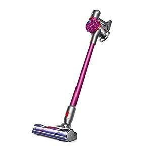 Dyson V7 Motorhead Cordless Stick Vacuum Cleaner, Fuchsia (227591-01) 7