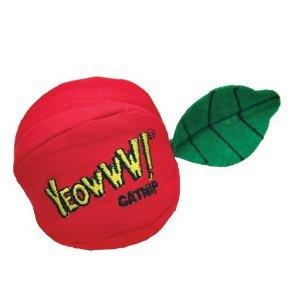 Ducky World Yeowww Catnip - Yeowww! 100% Organic Catnip Toy, Apple