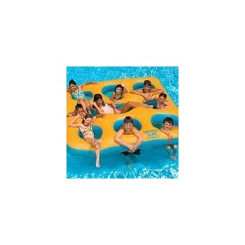 Swimline Labyrinth Island Inflatable Pool Toy Garden Outdoor