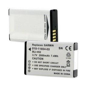 Empire quality replacement for Garmin HD Action Camera 010-11654-03, Alpha, Montana 600, 600 CAMO, 600T, 650, 650T, Monterra, P11P15-04-N02, Virb, Virb Elite, 2000mAh, 3.7v, Li-ion ()