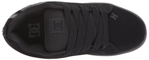Sneaker Uomo DC COURT Shoes Bhe SHOE GRAFFIK Black qavZw