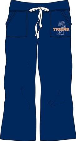 (Auburn University Tigers AU NCAA Ladies Lounge Pant Large)