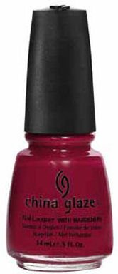 China Glaze Nail Polish, City Siren, 0.5 Fluid Ounce ()