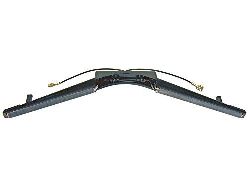 Horn Switch Fits 70 Galaxie 70-74 Torino Maverick 70-73 Mustang 71-74 Comet & More 2-Spoke Steering Wheel (D2AZ-13A875)