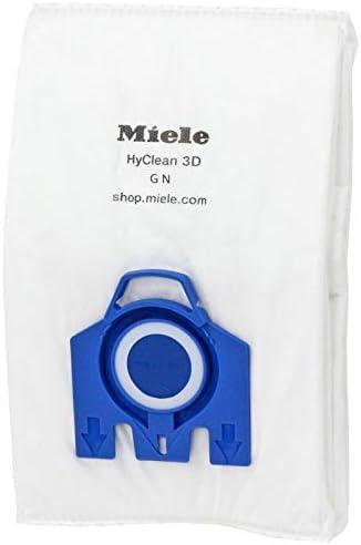 Miele Vacuum Cleaner Dust Bags, Microfibre Blend, 1-Pack, A
