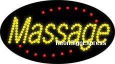 Animated Massage LED Sign