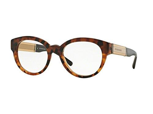 BURBERRY Eyeglasses BE 2209 3559 Top Dark Havana/Light Havana 51MM